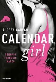 Calendar girl 1 di Audrey Carlan.