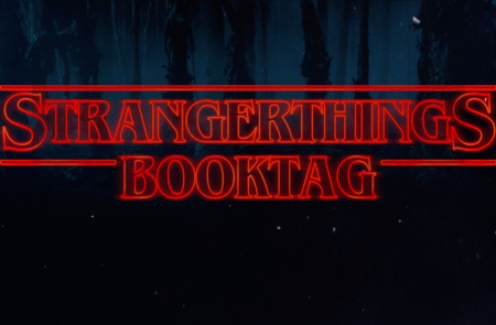 – Stranger Things – Book Tag!!