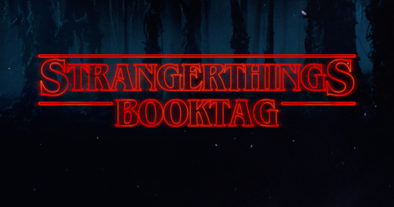 – Stranger Things – Book Tag!!