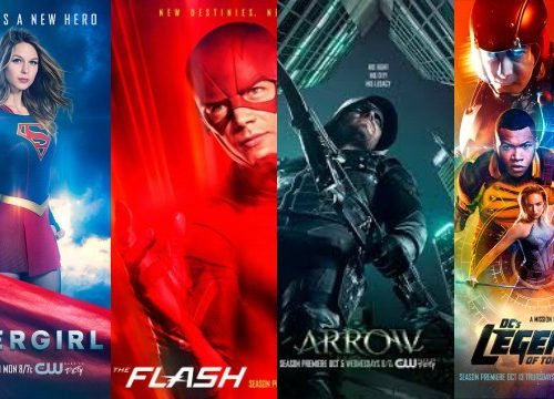 Arrow, Flash, Supergirl e Legends of Tomorrow – Serie TV #5