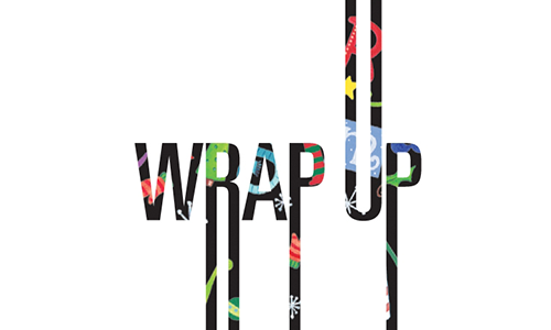 Wrap Up December 2017 & TBR January 2018