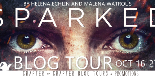 Blog Tour – Sparked by Helena Echlin & Malena Watrous + Giveaway
