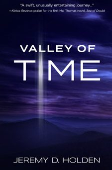 Blog Tour Review: Valley of Time by Jeremy D. Holden