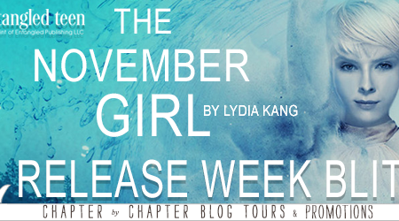 Release Week Blitz: The November Girl by Lydia Kang