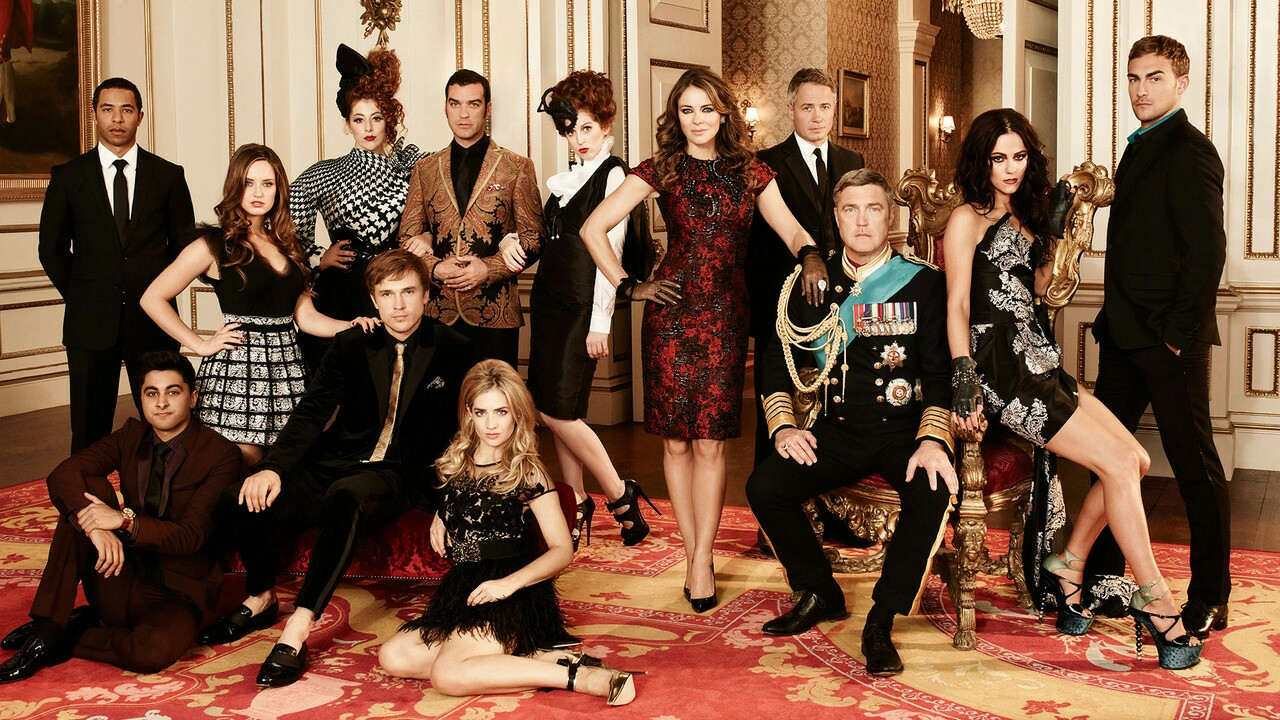 The Royals - Serie TV #9