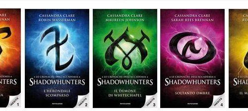 Le Cronache dell'Accademia Shadowhunters |Recensione| Novelle da 1 a 5