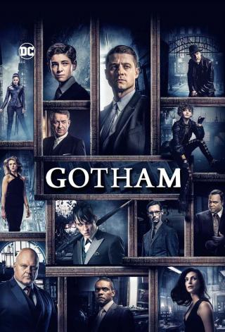 Gotham - Serie TV #10