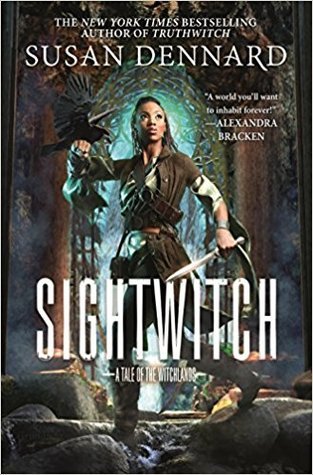 Sightwitch by Susan Dennard