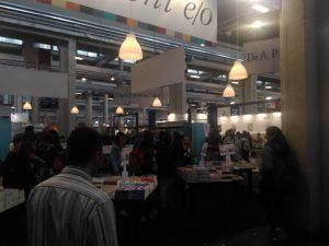 Resoconto Salone internazionale del libro di Torino.