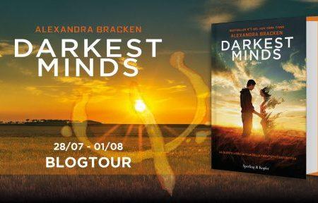 5° Tappa Blogtour- Darkest Minds di Alexandra Bracken – Recensione