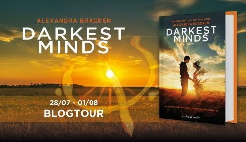 5° Tappa Blogtour- Darkest Minds di Alexandra Bracken – Recensione