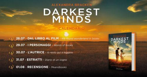 5° Tappa Blogtour- Darkest Minds di Alexandra Bracken - Recensione