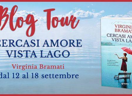 4° Tappa Blogtour – Cercasi amore vista lago di Virginia Bramati – Estratti