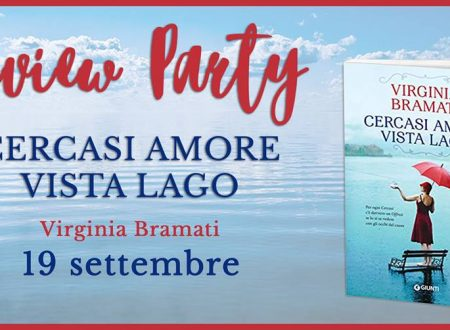 Review Party – Cercasi amore vista lago di Virginia Bramati