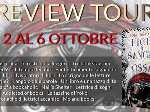 Review Party – Figli di sangue e ossa di Tomi Adeyemi