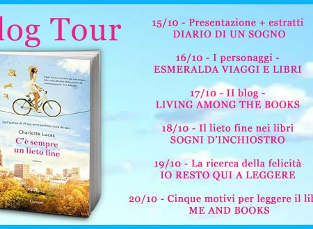 Blog Tour – C'è sempre un lieto fine di Charlotte Lucas – 5 motivi per leggere il libro