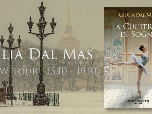Review Tour – La cucitrice di sogni di Giulia Dal Mas