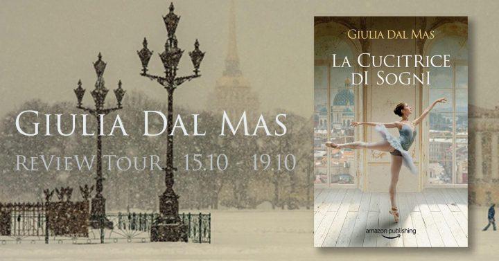Review Tour - La cucitrice di sogni di Giulia Dal Mas
