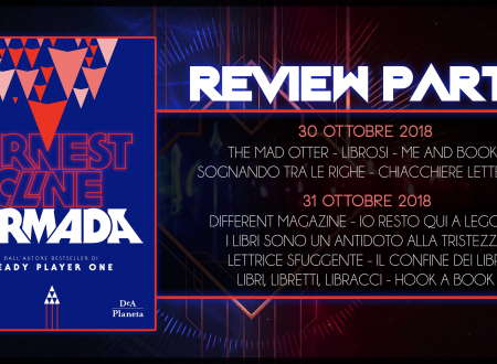 Review Party – Armada di Ernest Cline