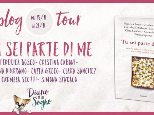 Blog Tour – Tu sei parte di me – Simona Sparaco