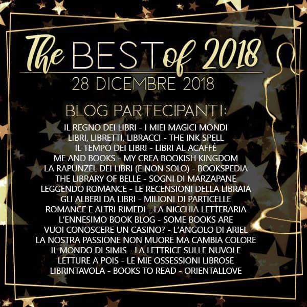 The best of 2018 |le migliori letture del 2018|