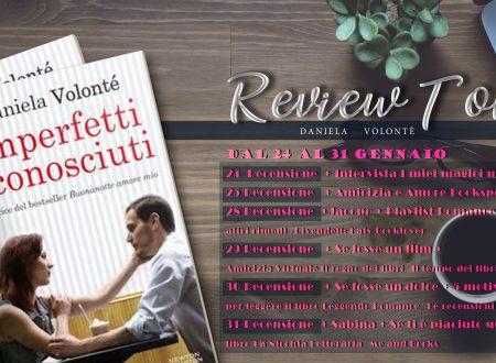 Review Tour 2.0 – Imperfetti sconosciuti di Daniela Volonté