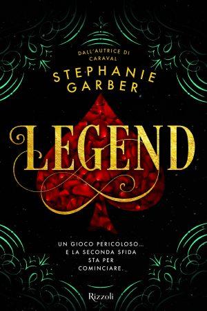 Legend di Stephanie Garber
