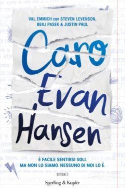 Caro Evan Hansen di Emmich, Levenson, Pasek e Paul