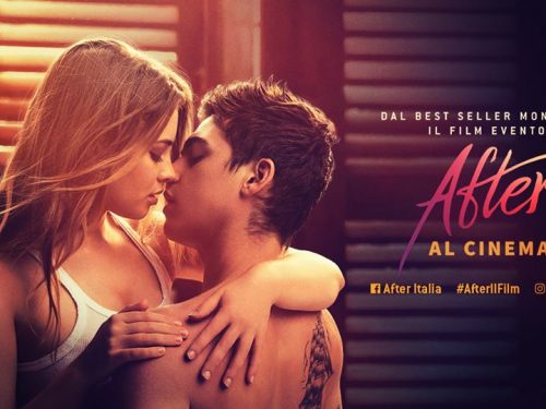 After by Anna Todd |Movie VS. Book|