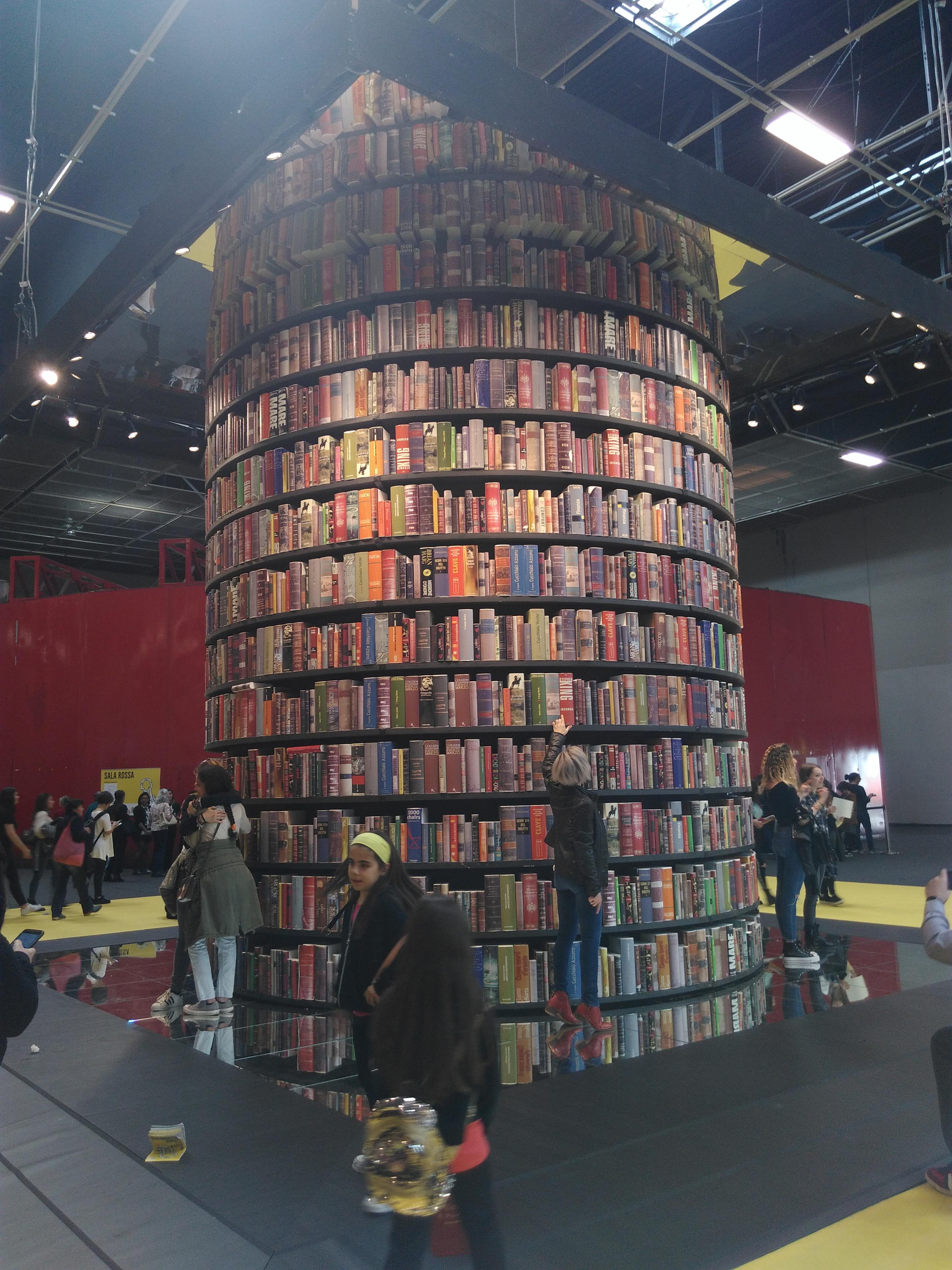 Resoconto Salone del Libro di Torino 2019