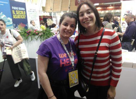 Intervista a Chiara Panzuti |SalTo19|