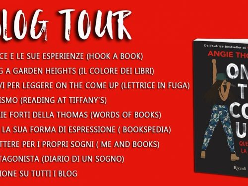 Review Party – On The Come Up di Angie Thomas
