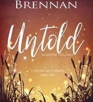 Untold di Sarah Rees Brennan