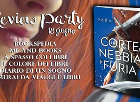 Review Party – La corte di nebbia e furia di Sarah J. Maas
