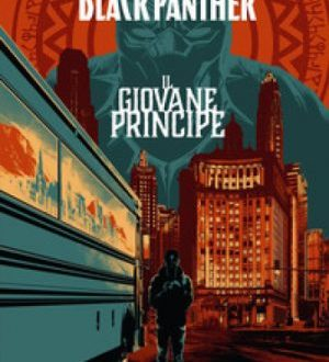 Black Panther: Il giovane principe di Ronald L. Smith