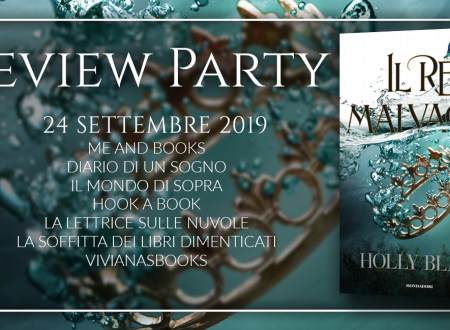 Review Party – Il Re Malvagio di Holly Black