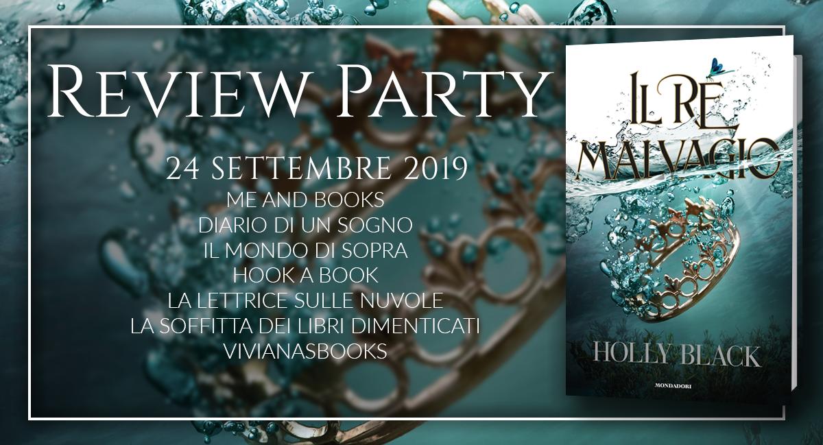 Review Party - Il Re Malvagio di Holly Black