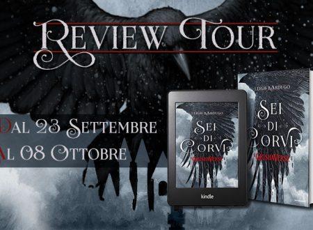 Review Party – Sei di Corvi di Leigh Bardugo