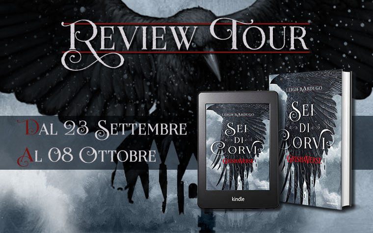 Review Party - Sei di Corvi di Leigh Bardugo