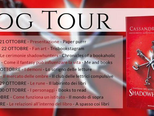 Blogtour – I fantasmi del mercato delle ombre di Cassandra Clare – Come il fantasy può influenzare la vita