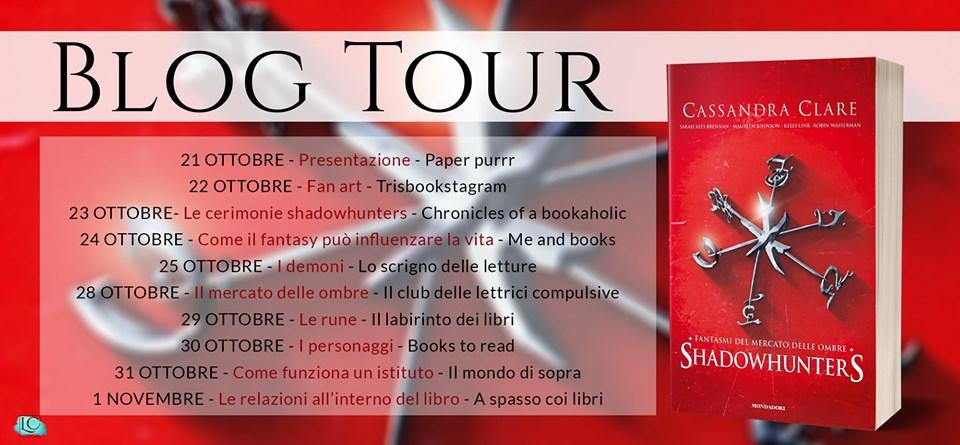 Blogtour - I fantasmi del mercato delle ombre di Cassandra Clare - Come il fantasy può influenzare la vita