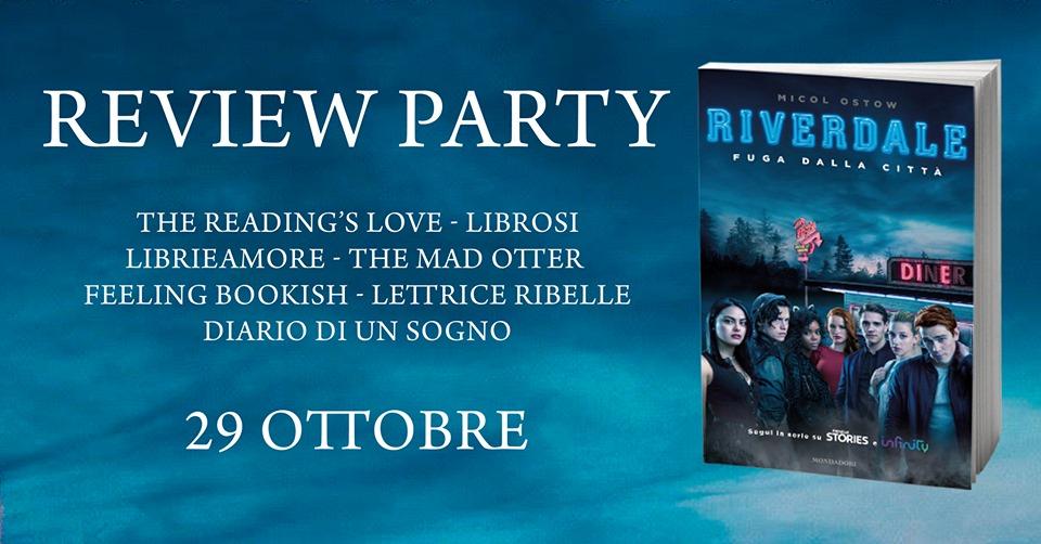 Review Party - Riverdale: fuga dalla città di Micol Ostow