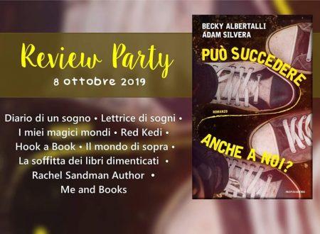 Review Party – Può succedere anche a noi? di Becky Albertalli e Adam Silvera