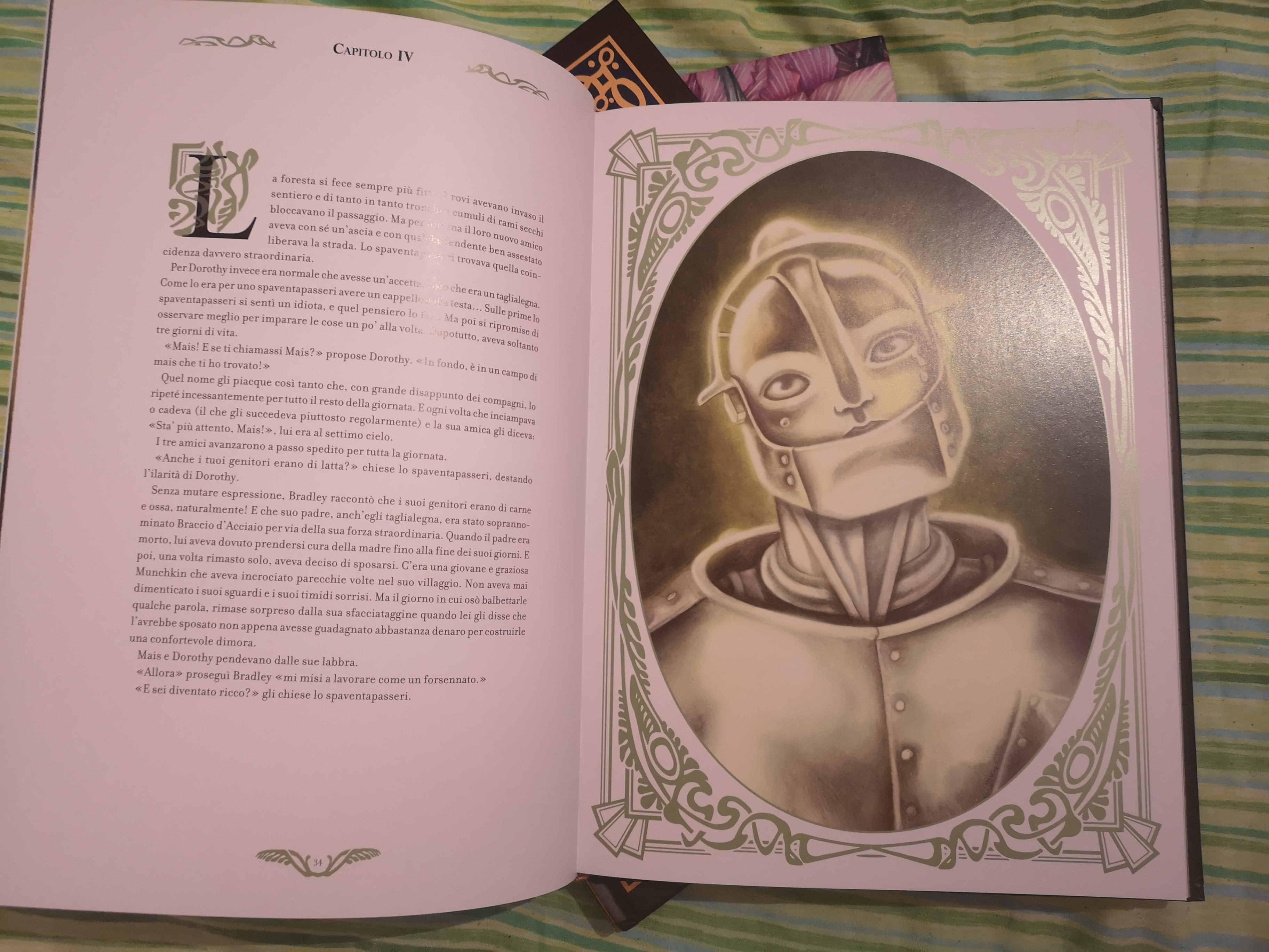 Il mago di Oz di Sébastien Perez & Benjamin Lacombe