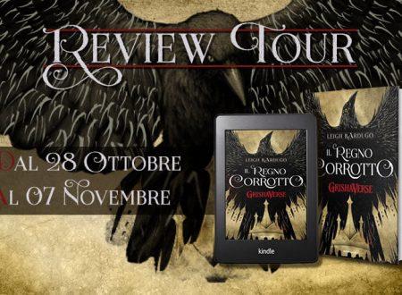 Review Tour – Il regno corrotto di Leigh Bardugo