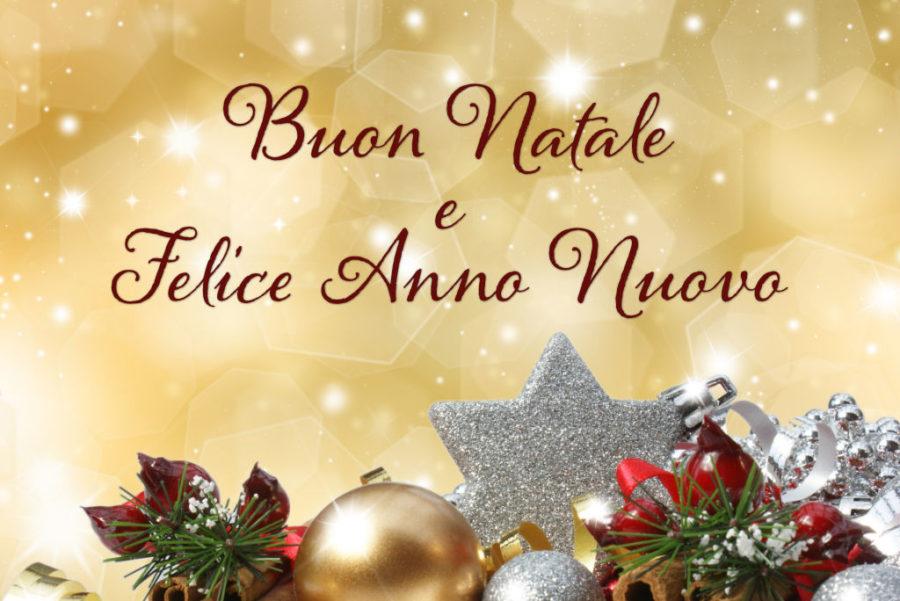 Buon Natale e Felice Anno Nuovo!!!