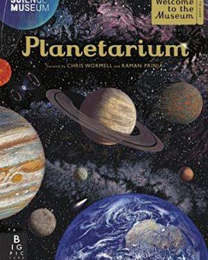 Planetarium by Raman Prinja & Chris Wormell
