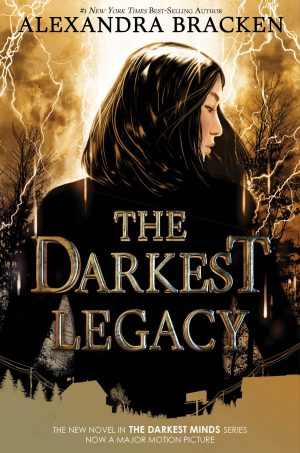 The darkest legacy by Alex Bracken