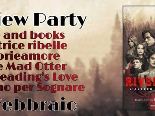 Review Party – Riverdale: L'albero dei delitti di Micol Ostow