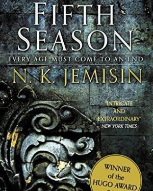The 5th season by N. K. Jemisin